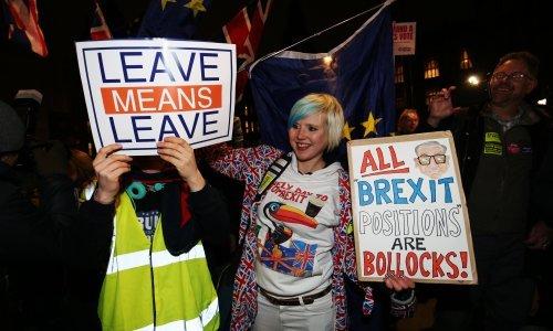 Odustajanje od izlaska iz carinske unije olakšalo bi pregovore o Brexitu