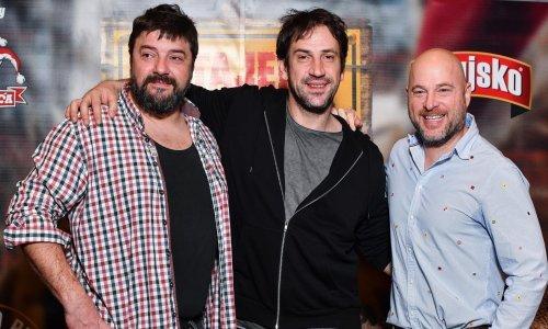 Goran Navojec, Rene Bitorajac i Goran Bogdan ponovno su na okupu, a evo i zašto