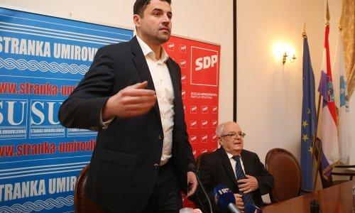 Nakon debakla s mjesnim odborima, raspušen SDP u Vrgorcu