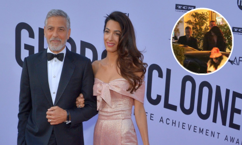 Zaokret u karijeri lijepe Amal: Evo što sada radi supruga