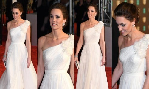 Poput prave princeze: Kate Middleton očarala u glamuroznom izdanju
