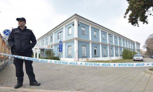 Lažna dojava o bombi u zadarskim sudovima