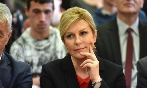 Grabar Kitarović raspisala izbore za Europski parlament