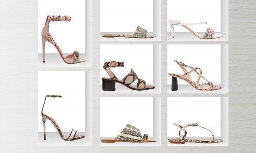 8dbff756a6a2 Sandale koje ćete obožavati ovoga ljeta  Odvažan uzorak popularniji je no  ikad