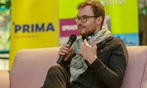 Marek Šindelka o svom hvaljenom romanu: 'Bio sam naivan, mislio sam da književnost može nešto promijeniti'