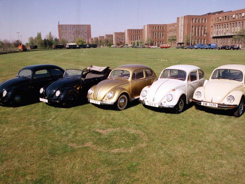 VW Buba od 1938. do 1975. godine