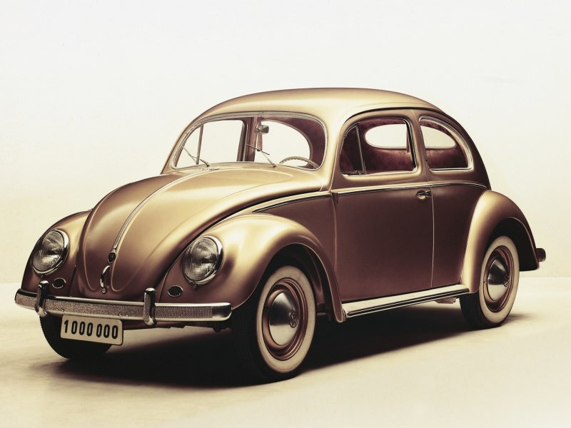 Milijunta VW Buba sišla je s trake 5. kolovoza 1955.