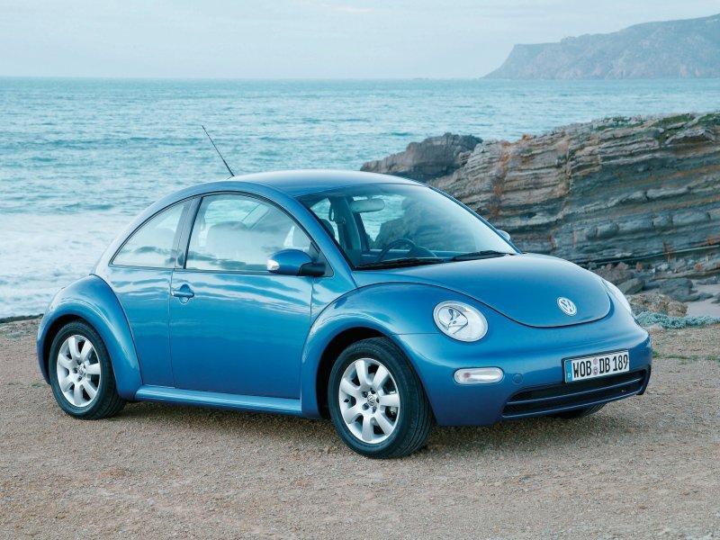 VW New Beetle je druga generacija Bube (2003.)