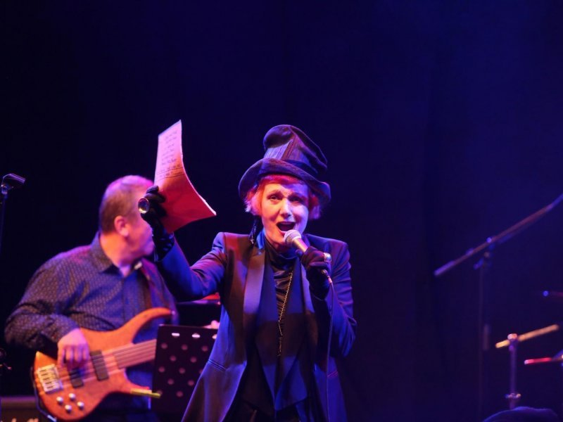 Josipa Lisac nastupala na Sailor Sweet&Salt Music Festivalu