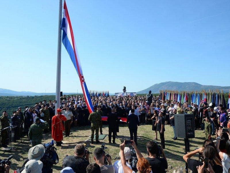 Može li danas, kao i 1995., Oluja spojiti Hrvate i Bošnjake? 1040735