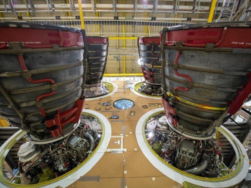 Motori moćne rakete
