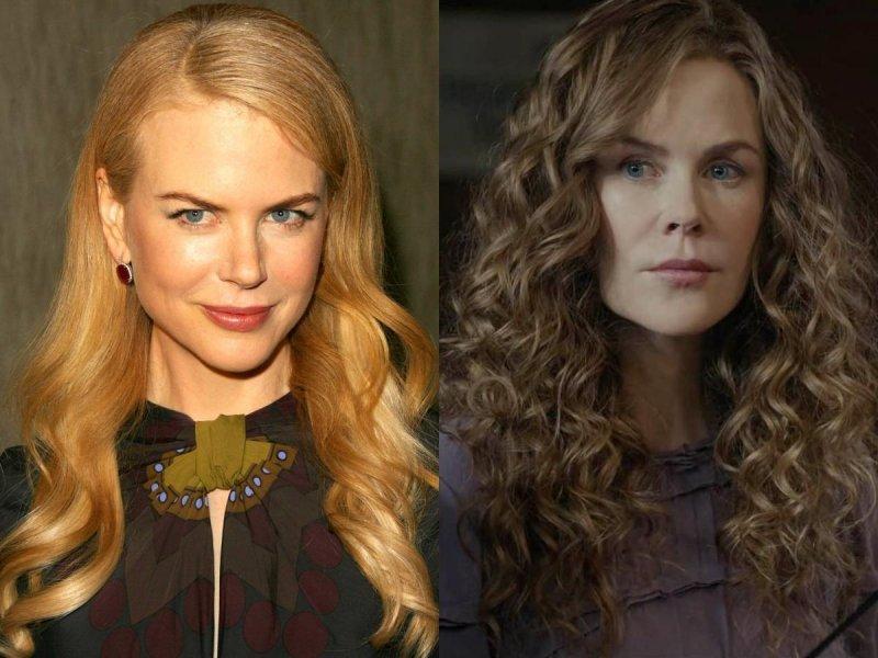 Nicole Kidman 2007. i 2020.