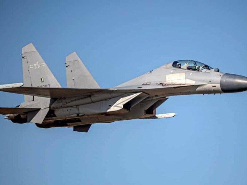 Kineski vojni zračni manevri izazvali zabrinutost na Tajvanu