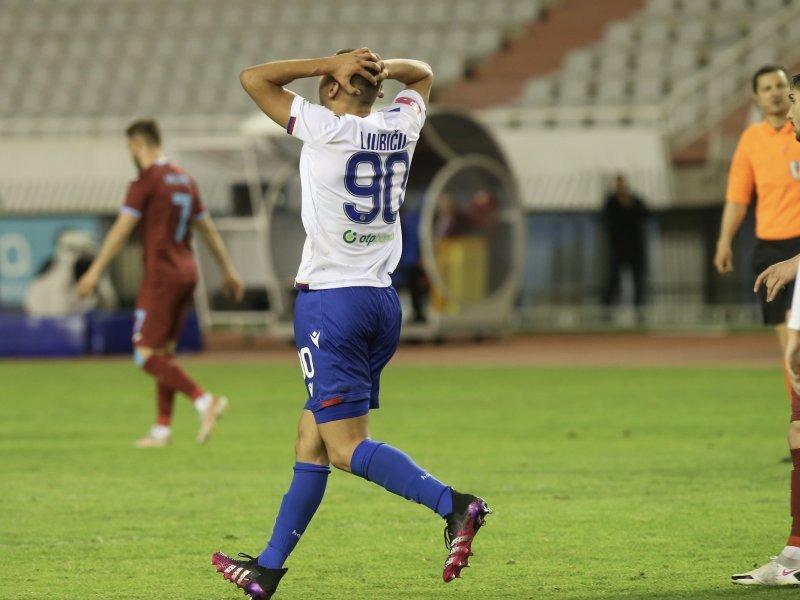 Rijeka, Osijek i Hajduk saznali protivnike u Konferencijskoj ligi; hrvatski predstavnici mogli su i puno bolje proći