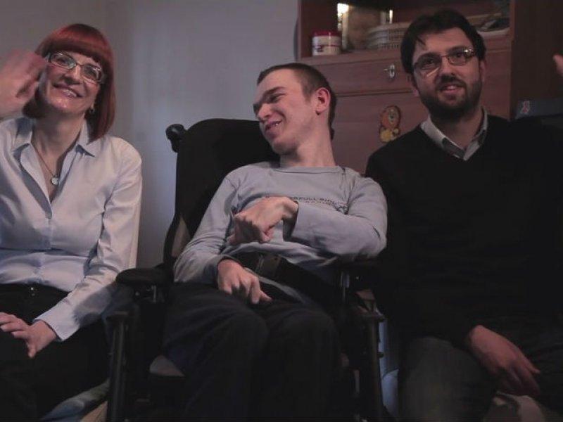 Domaći projekt vas treba kako bi pomogao invalidima