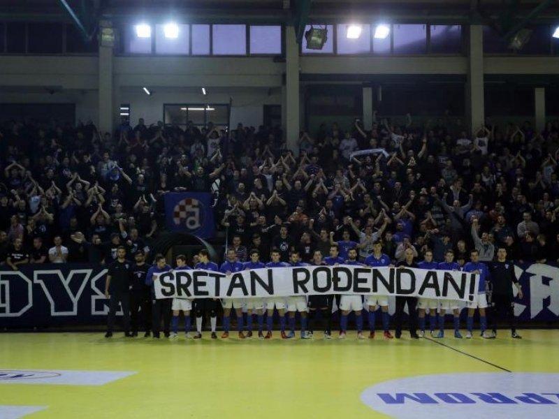 bbb rođendan Futsal Dinamo pobjedom čestitao 'boysima' 30. rođendan   tportal bbb rođendan