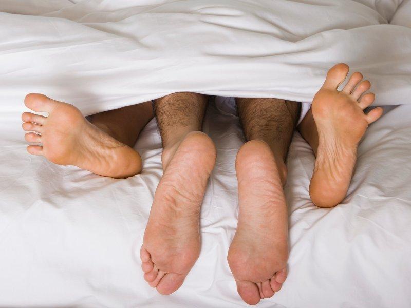 Unutarnji pogled analnog seksa