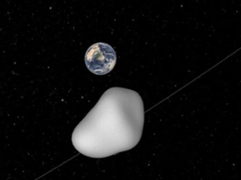 Asteroid noćas za dlaku promašio Zemlju