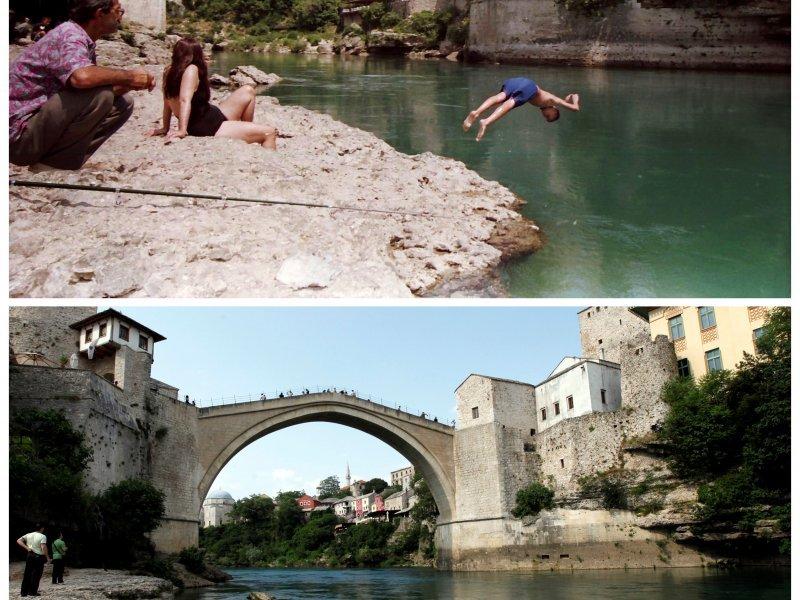 Slobodan Praljak Stari Most >> Presuda šestorci podgrijala vruće pitanje: Kako i zašto je srušen Stari most? - tportal