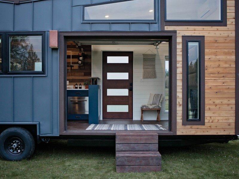 Social Tiny kuća