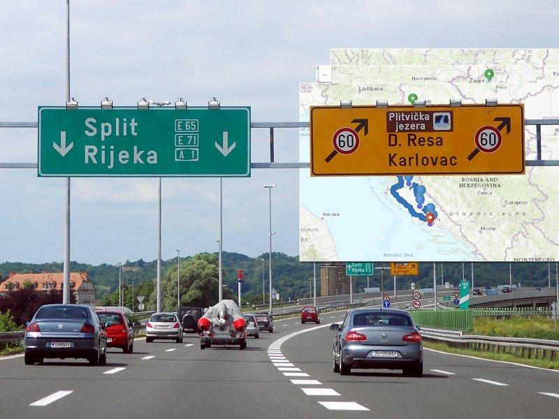 Izracunali Smo Isplati Li Se Na More Vise Putovati Starom Cestom Ili Autocestom Tportal