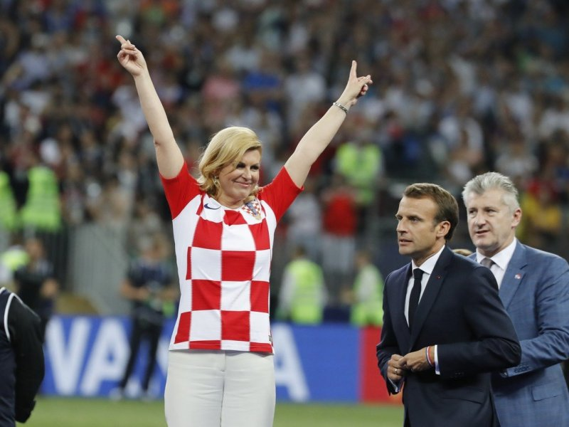 Image result for kolinda zagrljaj