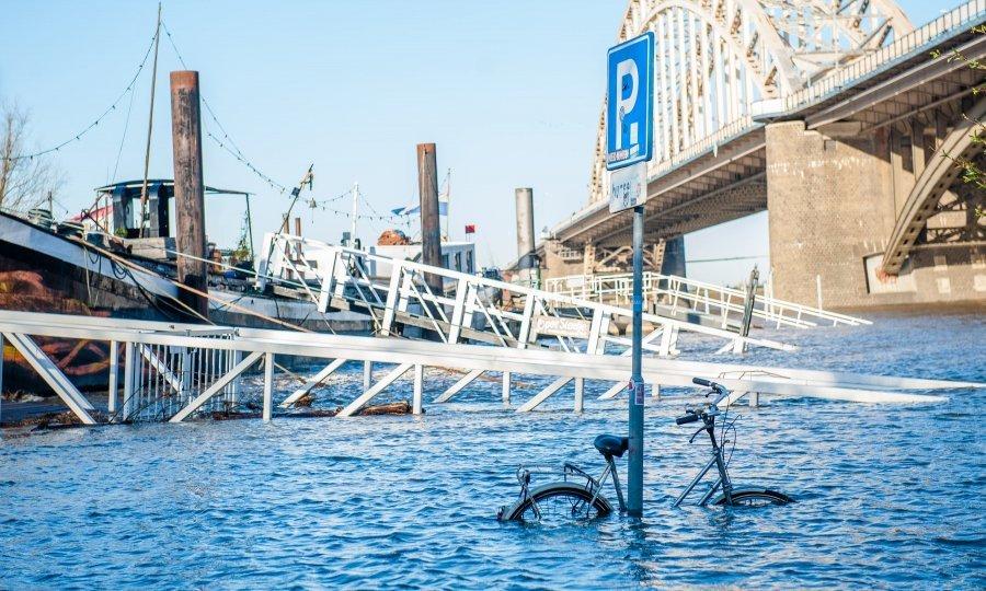 VODA DO VRATA: Klimatske promjene Nizozemsku bi mogle pretvoriti u 'Nizomorsku'