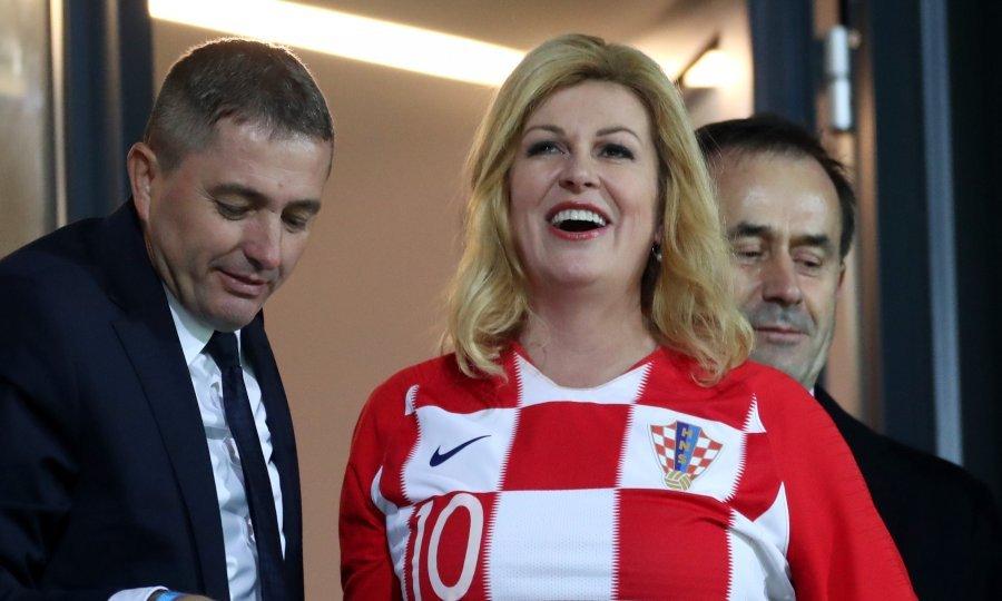 Kolinda Grabar Kitarović u posjetu Hrvatskom olimpijskom odboru 1285596