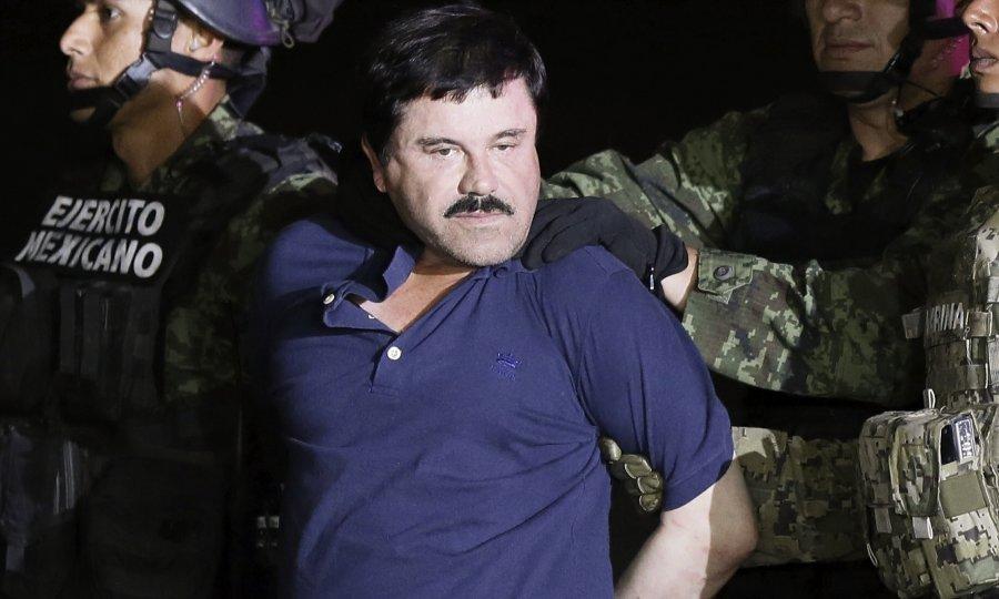 El Chapo se žalio na doživotnu kaznu zatvora zbog 'nepravednog suđenja' -  tportal