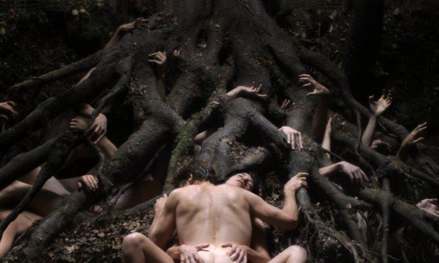 afričke seksualne orgije