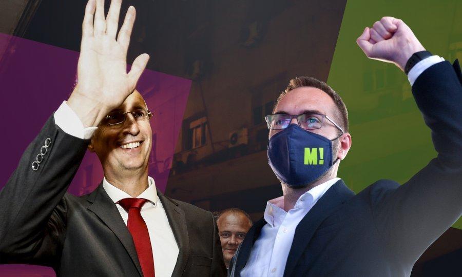 Ivica Puljak, Tomislav Tomašević