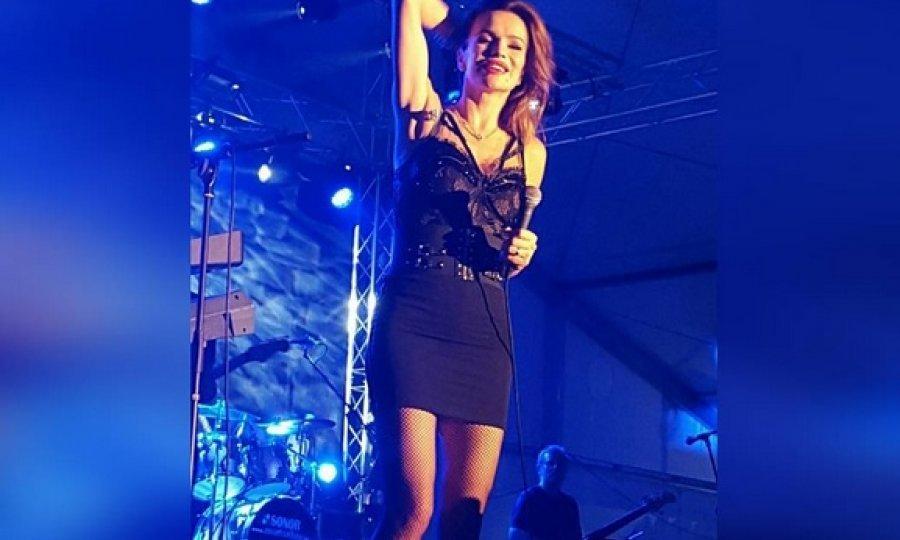 Severina prvi put pjevala kao udana žena - tportal