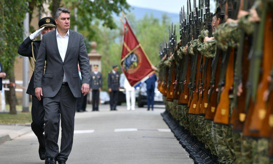 Predsjednik Milanović u Požegi