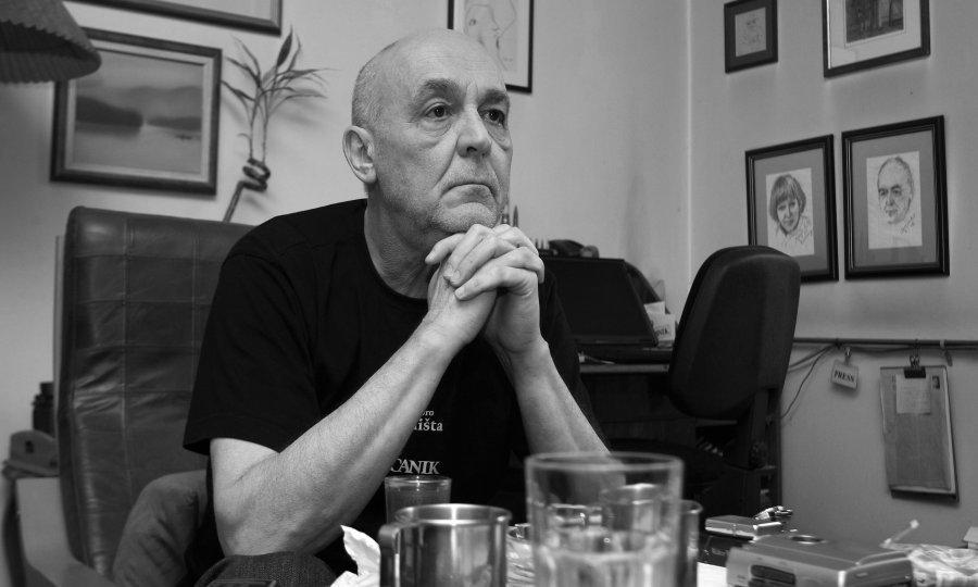 Preminuo novinar Miloš Vasić, osnivač tjednika 'Vreme' i bivši kolumnist  tportala - tportal