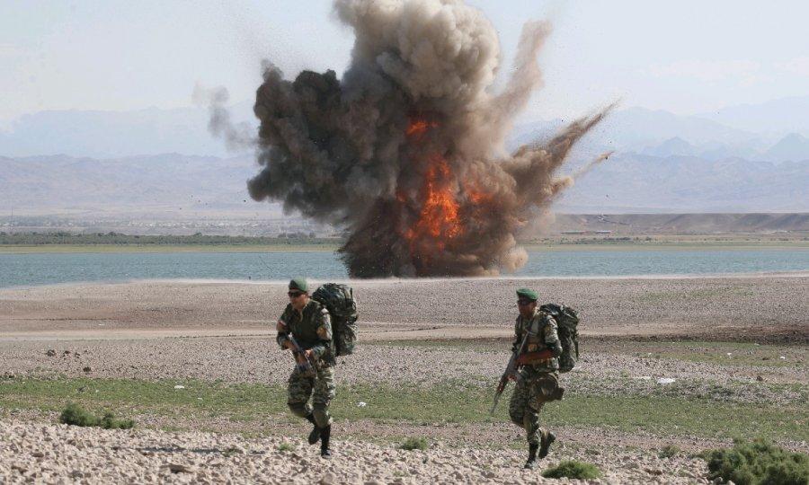Iranska vojna vježba