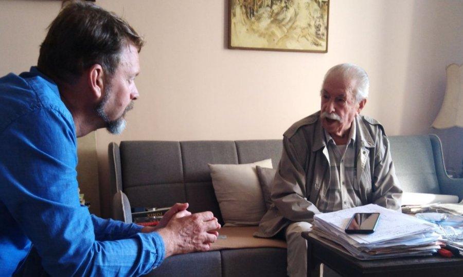Ivan Mišković u razgovoru s Goranom Cvjetinovićem