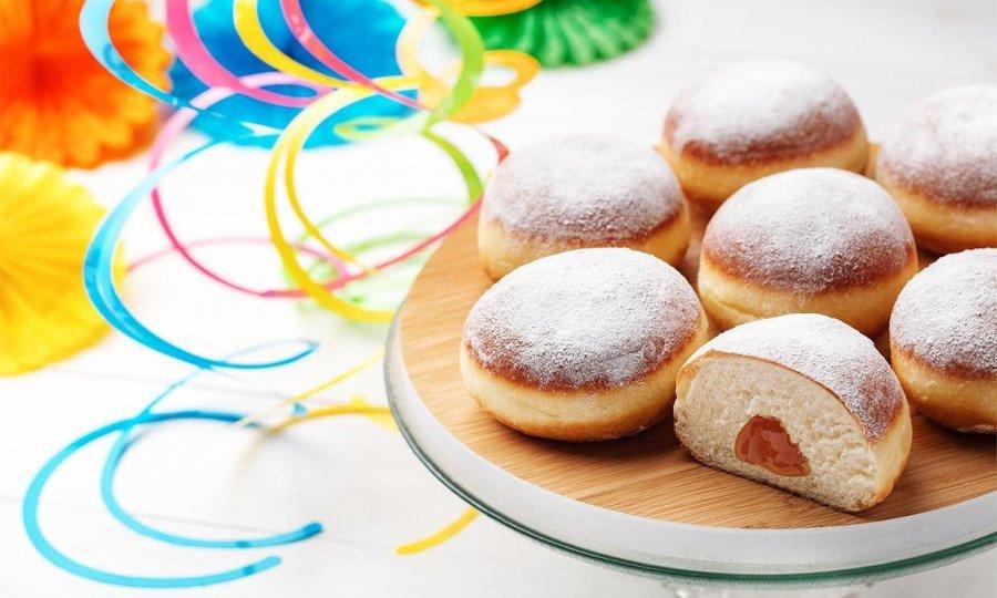 donuts, carnival food, carnival cakes, www.zadarvillas.com