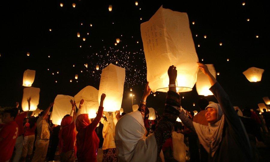 Od Ministarstva unutarnjih poslova zatražiti će se zabrana letećih lampiona