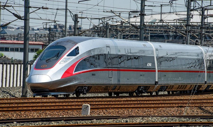 Kineske željeznice 555221
