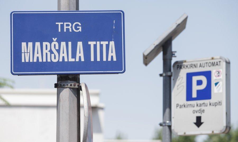 Trg maršala Tita