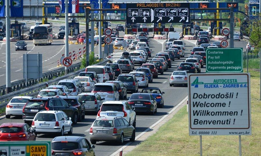 Nove Cijene Na Autocestama Od Petka U Ponoc Tportal