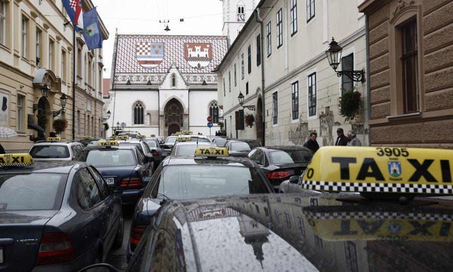 Hoce Li Zagreb Izdati 200 Novih Taksi Dozvola Tportal