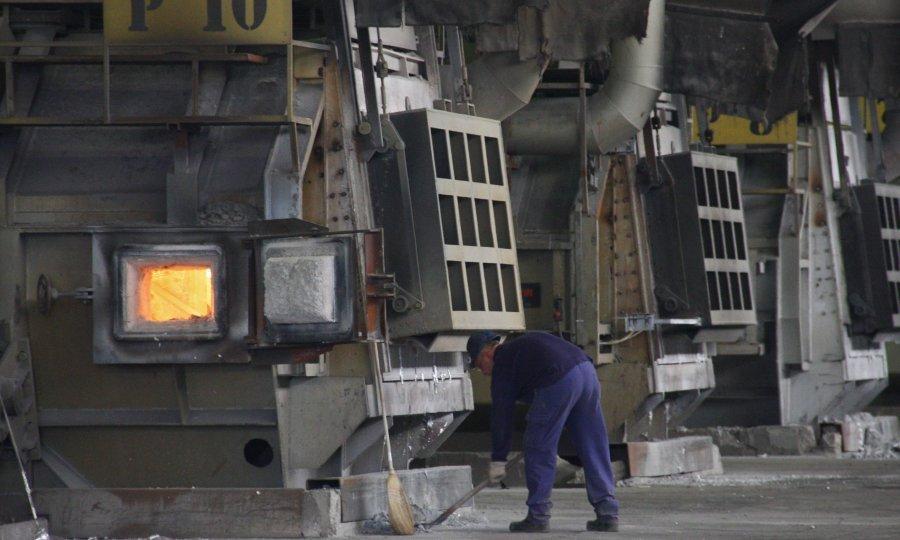 Tvornica aluminija u Mostaru