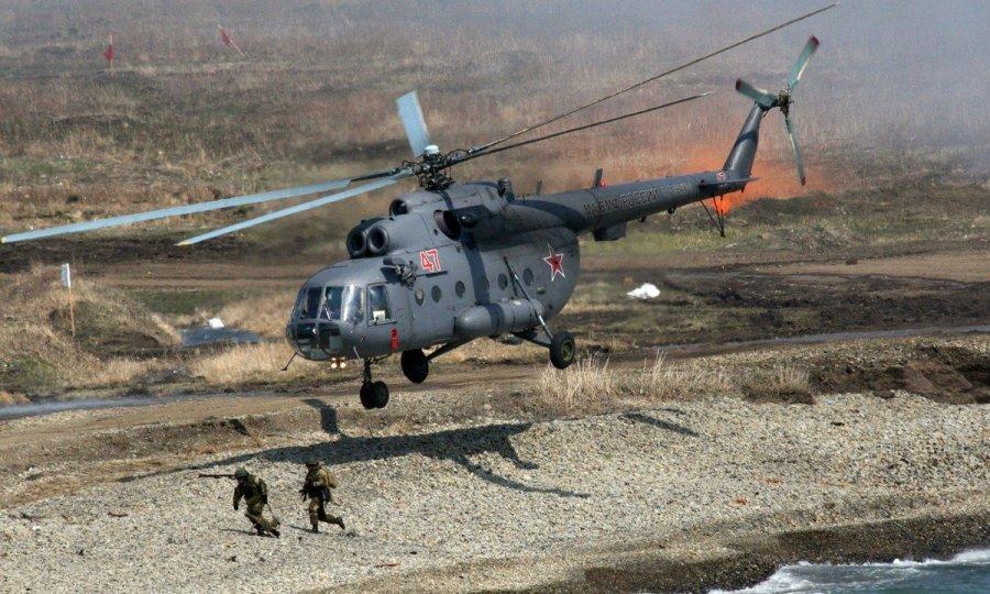 VIDEO: Pogledajte kako ruski helikopter u jednoj minuti 'posije' 7000 protupješačkih mina