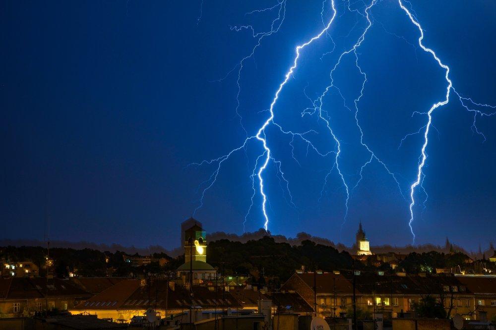 Dhmz Izdao Upozorenja Za Danas I Sutra Stiže Opasno Vrijeme