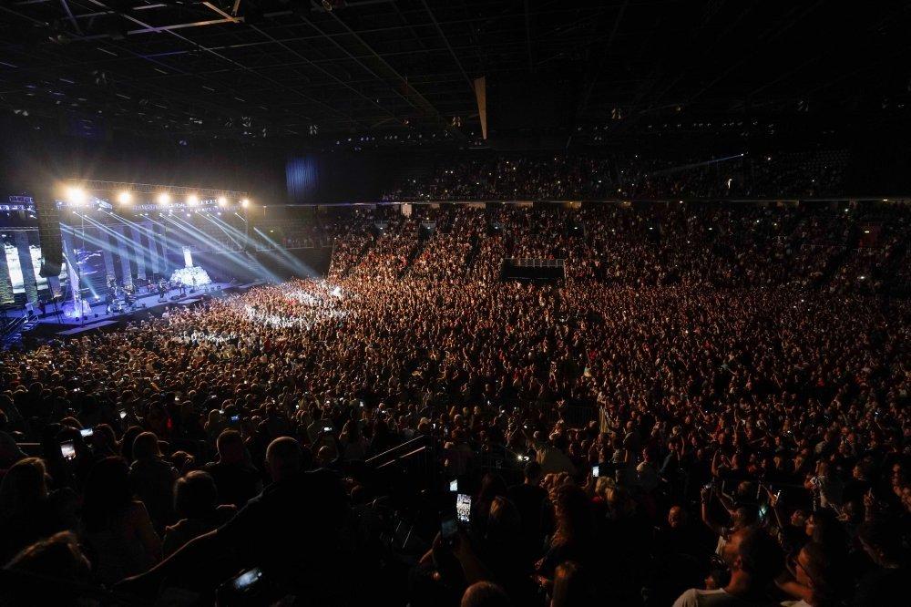 Brojni Poznati Na Spektaklu U Areni Veliki Misin Koncert Nije