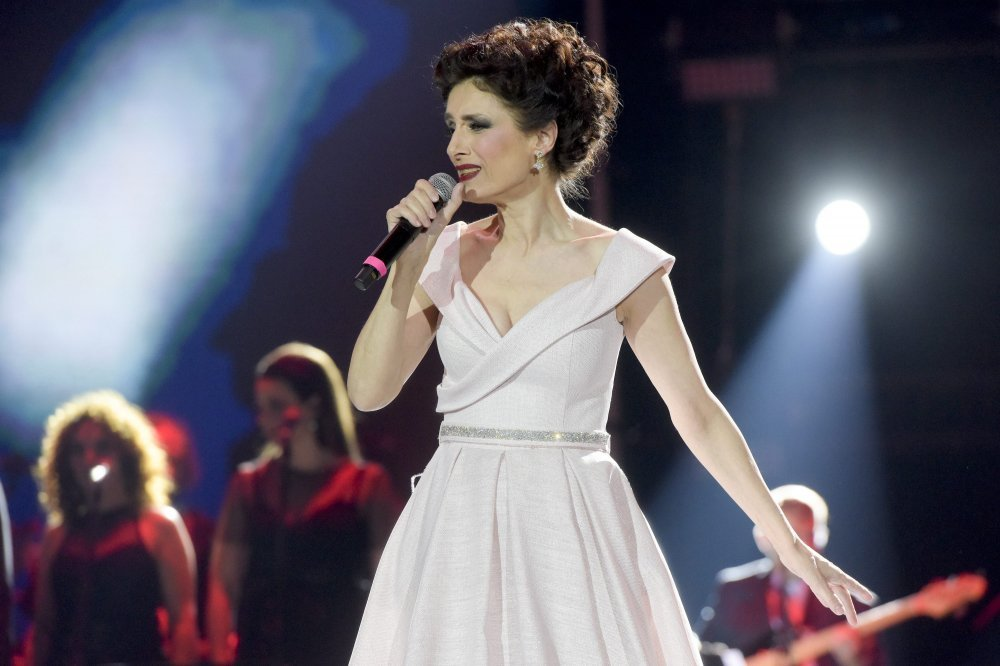 Doris Dragovic U Areni Priredila Spektakularni Koncert Koji Ce Se Dugo Pamtiti Tportal