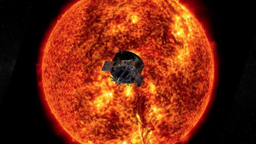 SVAKI NOVI KRUG ZARANJA DUBLJE U SUNČEVU ATMOSFERU! NASA-in satelit 'Parker' peti put putuje oko Sunca!