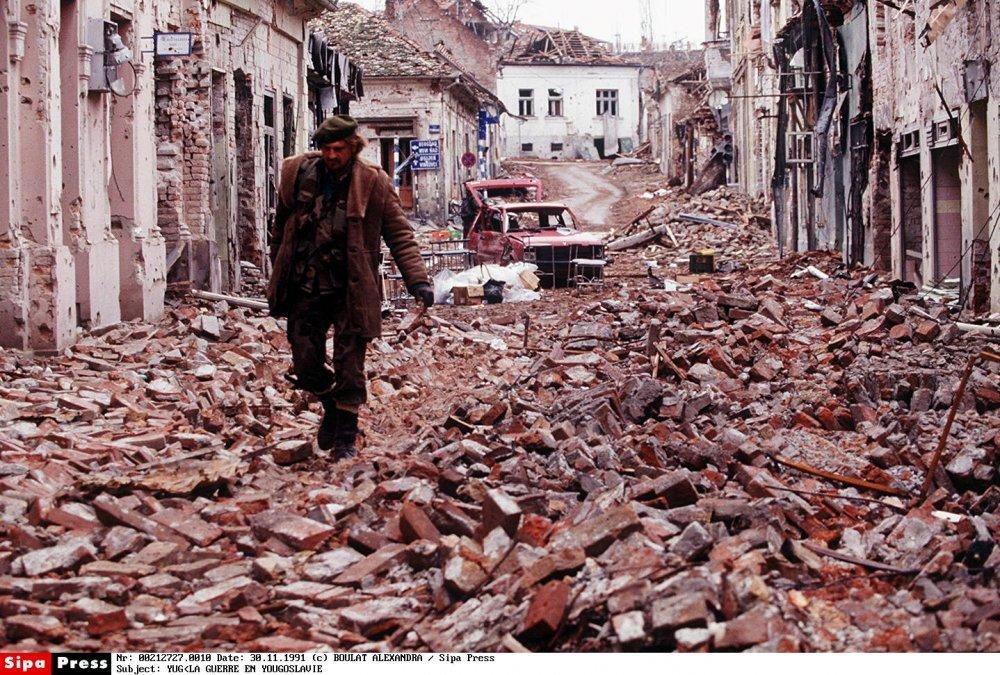 Kao I U Jesen 1991 Vukovar Je 18 Studenog Središte