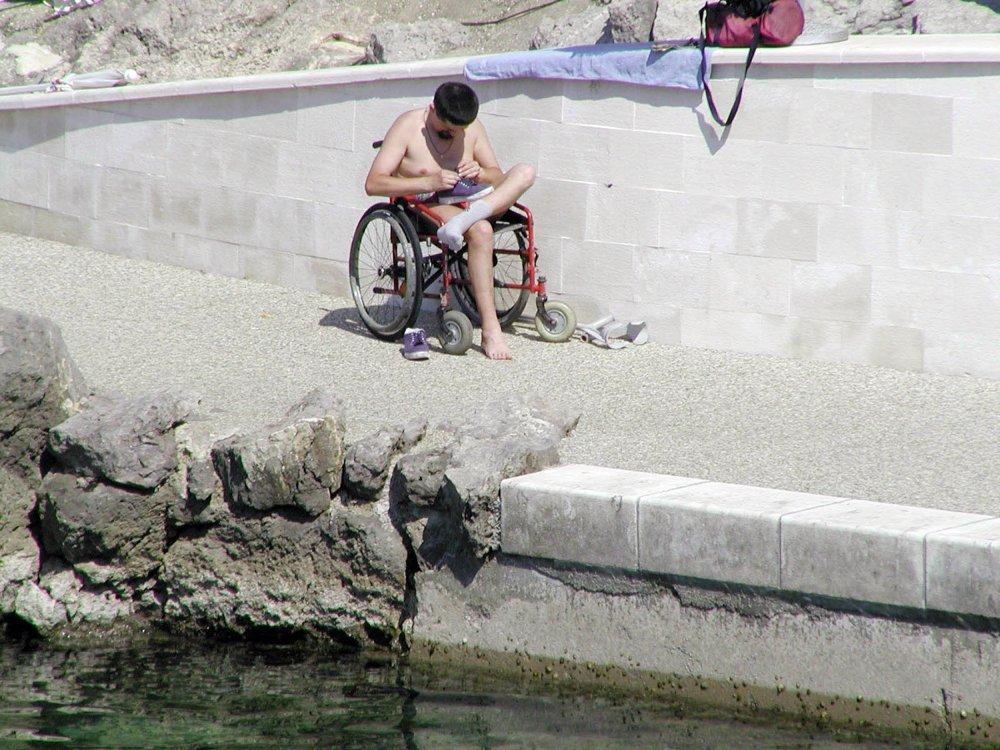 mjesto za upoznavanje invalidskih kolica oženjen izlaskom u Indiji